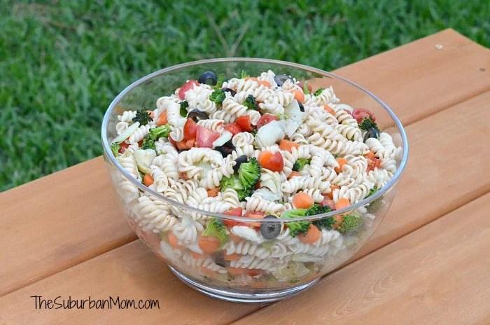 Pasta Salad Picnic