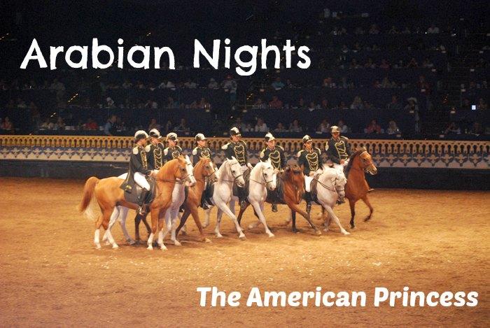 Arabian Nights Orlando Horses