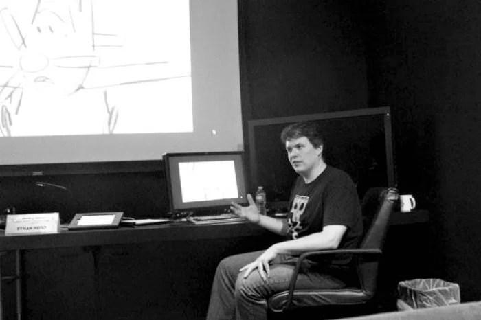 Ethan Hurd Disney Planes Animator