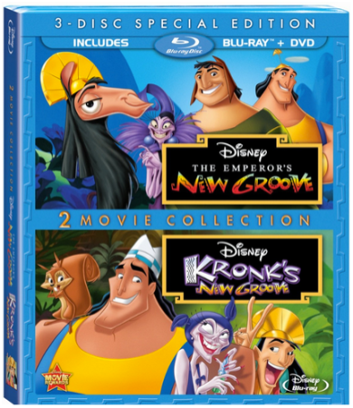 The Emperor's Kronk's New Groove