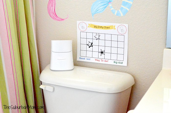 5 Essentials For Potty Training