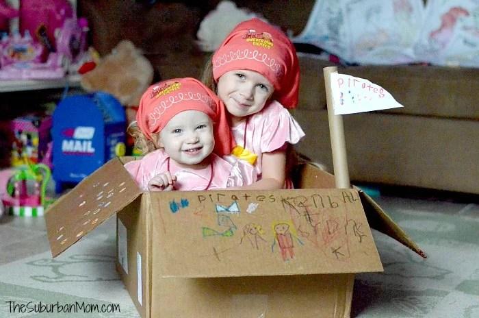 Kids Pirate Costumes