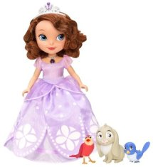 Sofia The First Talking Sofia and Animal Friends