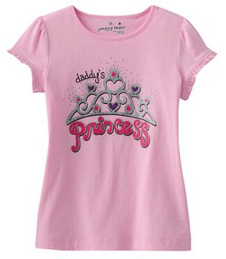 Daddy's Princess Shirt
