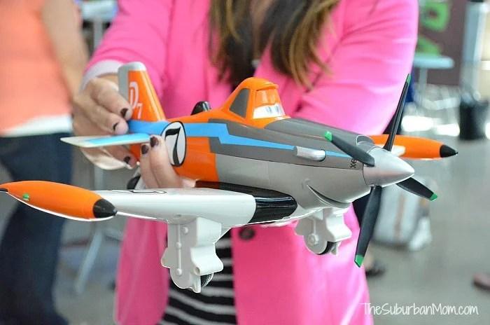 Disney Planes Dusty Toy