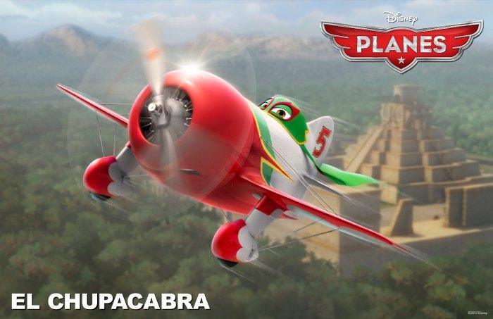 Disney Planes El Chupacabra