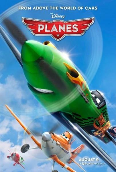 Disney Planes Poster Ripslinger Dusty El Chupacabra