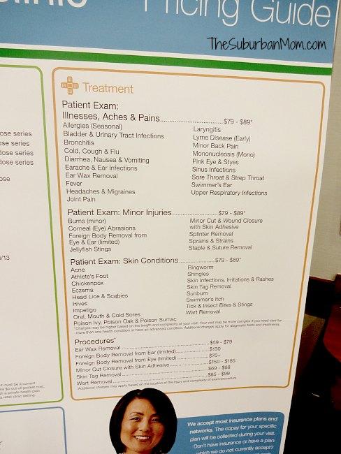Walgreens Healthcare Clinic Rates #healthcareclinic #shop