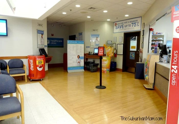Walgreens Healthcare Walk-in Clinic #healthcareclinic #shop