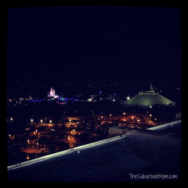 Disney Magic Kingdom After Dark California Grill