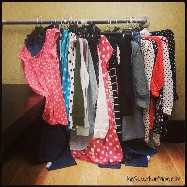 Kohl's Dressing Room