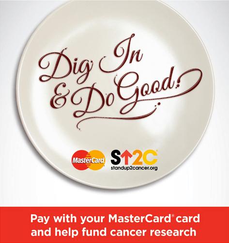 MasterCard Dig In & Do Good #MC