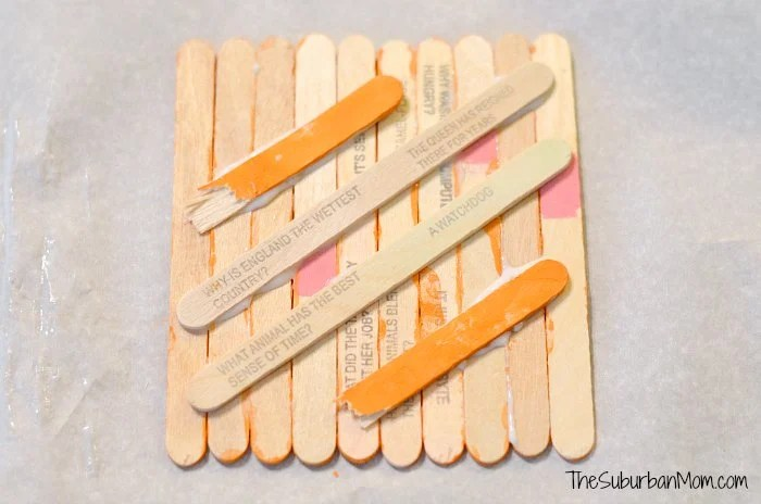 Popsicle Project