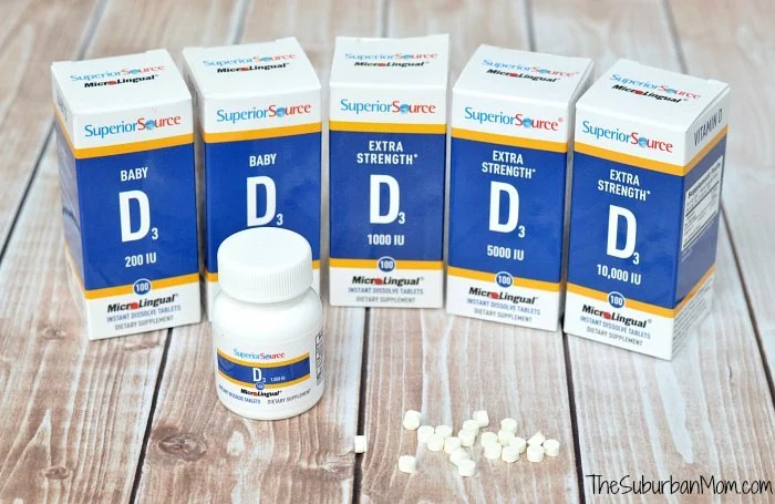 Superior Source Vitamin D