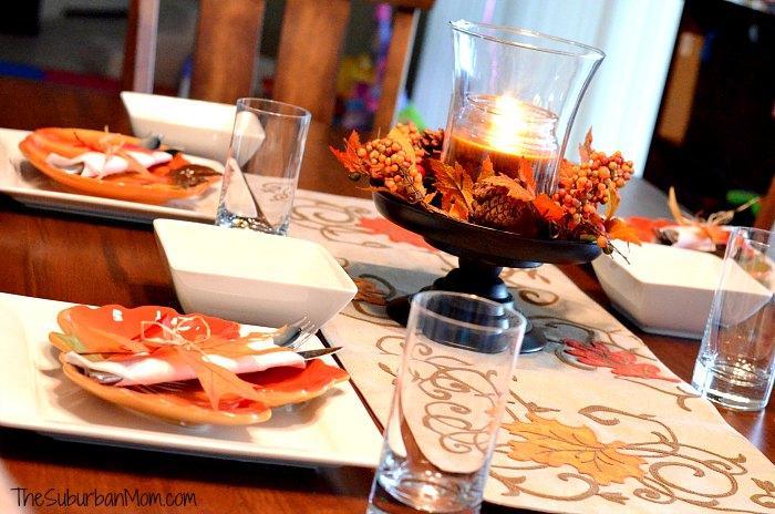 Better Homes Gardens Fall Table Setting