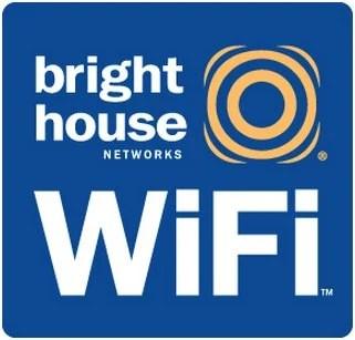 Bright House Free Wifi