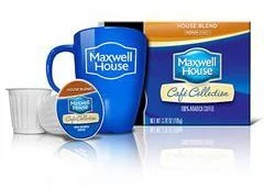Maxwell House Single Serve Coffee