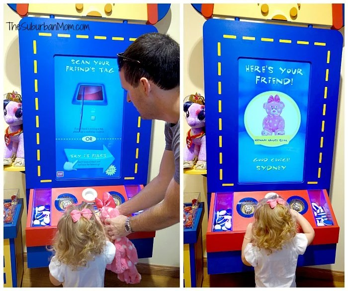Build A Bear Workshop Hear Me Station