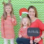 DIY Christmas Photobooth