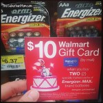 Stock Up On Energizer Max Batteries For $.37