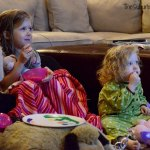 Family Movie Night With Werther's Original Popcorn