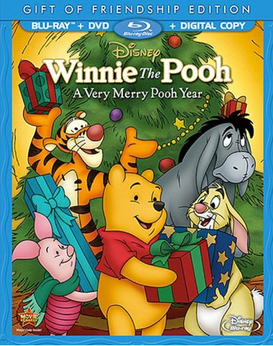 Winnie the Pooh A Very Merry Pooh Year