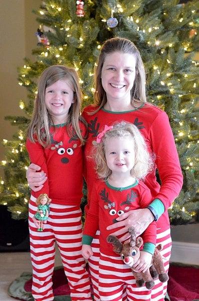 Christmas PJs Gymboree