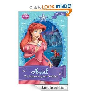 ariel-shimmering-sun-necklace-kindle-book