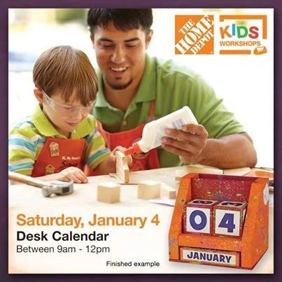 home-depot-desk-calendar