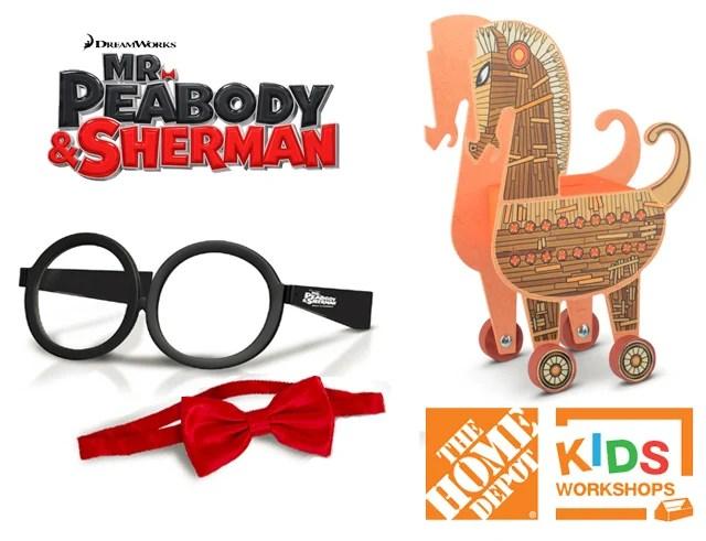 Mr Peabody Sherman