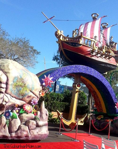 Peter Pan Festival Fantasy Disney Parade