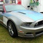 Roush Mustang Race Around America