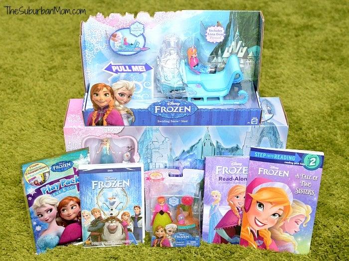 Disney Frozen Birthday Gifts