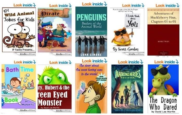 Free Children's Kindle Books 3.28.14