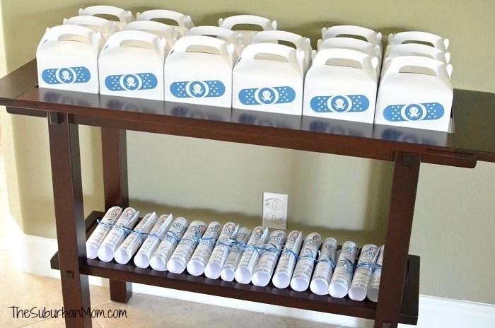 Octonauts Peso's Medical Goodie Bag