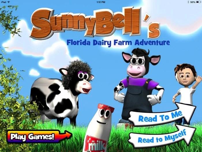 SunnyBell's Florida Dairy Farm Adventure
