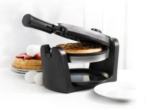 Think Kitchen Electric Belgian Waffle Maker