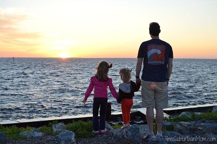Gulf County Florida Sunset