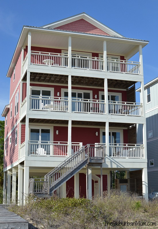 Gulf County Pristine Properties Beach House Florida