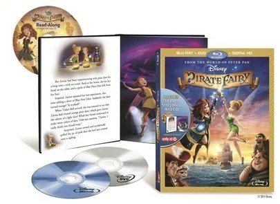 Tinker Bell Pirate Fairy Target Gift Set