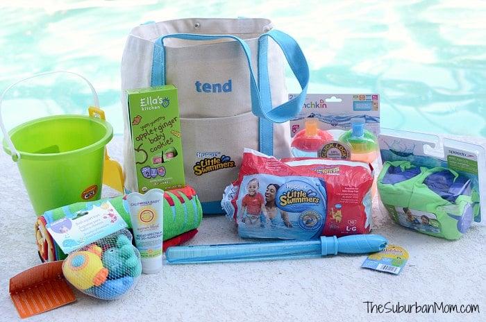 Beach Bag Supplies