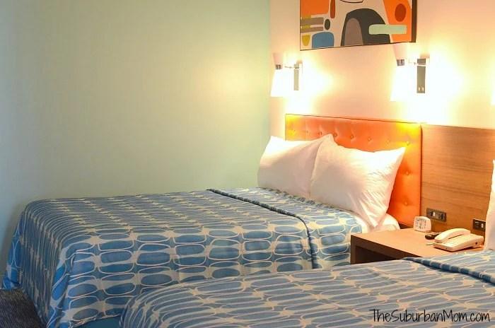Cabana Bay Orlando Family Suite
