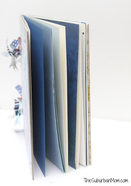 Homemade Disney Frozen Autograph Book