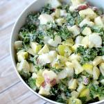 Kale Apple Potato Salad Miracle Whip Recipe