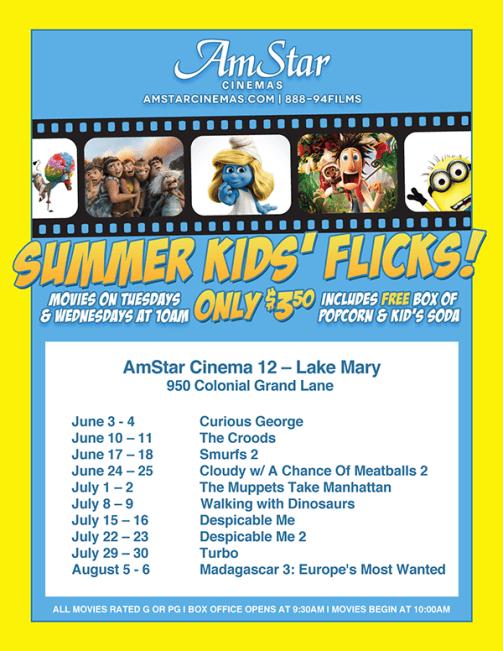 amstar-cinemas-lake-mary-summer-kids-flicks