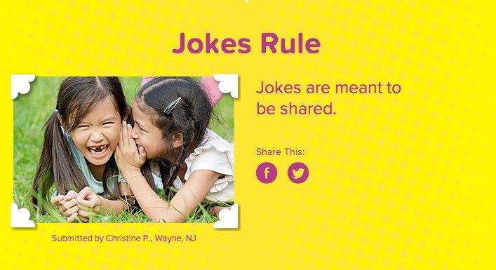 Popsicle Kid Rules Jokes