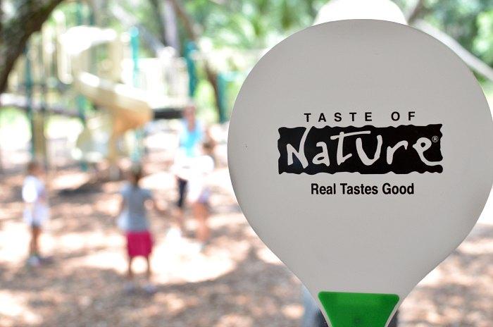 Taste of Nature #RealTastesGood