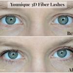 Younique 3D Fiber Lashes Review