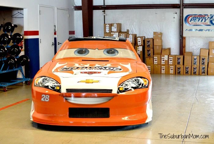 Richard Petty Cars Aiken Axler Disney