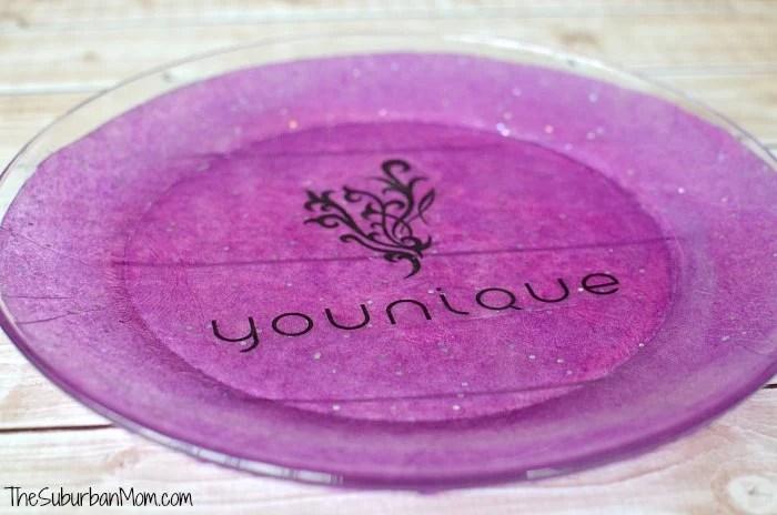 Younique Decorative DIY Plate